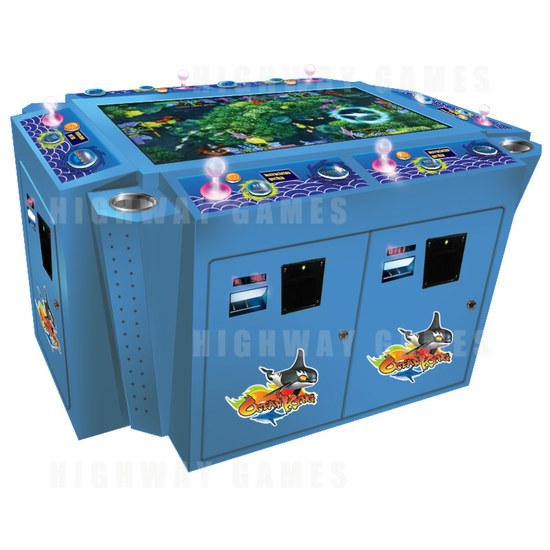 Ocean King Game Range Now Available Including Full Attack and Ten Thousand Kings Treasure! - Ocean King Baby 32