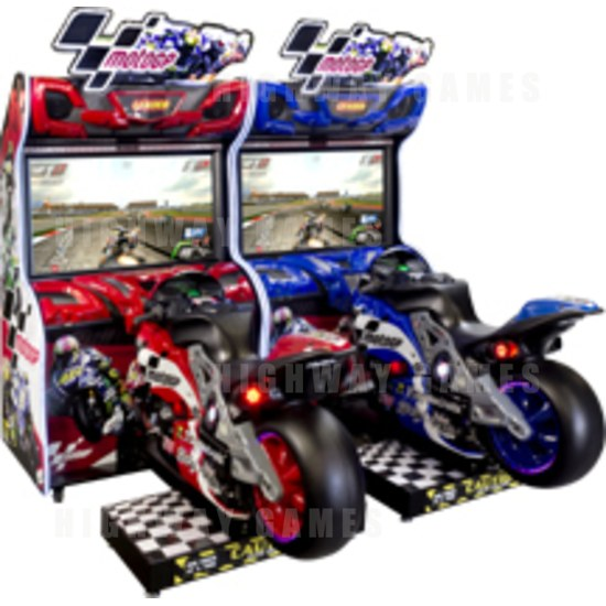New Products Unveiling at IAAPA Show 2015 - raw thrills motogp.jpg
