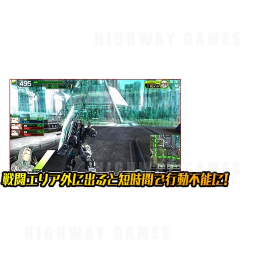 Sega's Border Break Scramble Version 4.0 Now Availble - Image 11