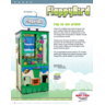Bay Tek Launch Flappy Bird Merchandiser Arcade Machine - Flappy Bird Merchandiser Arcade Machine Brochure