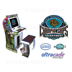 UltraCade to Unveil Its Horse Racing Game at ATEI 2005