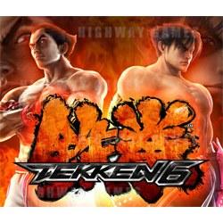 Namco Bandai release Tekken 6 details