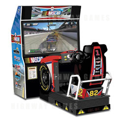 EA Sports NASCAR Racing