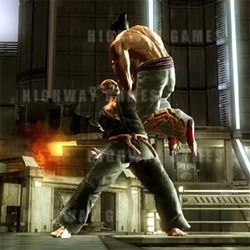 Tekken 6 to remain arcade exclusive until Fall 2009