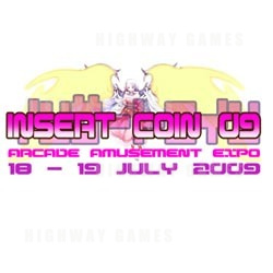 Insert Coin 2009 - UK Arcade Amusement Action | Arcade