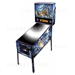 AVATAR Pinball machine coming to arcades and game rooms this fall