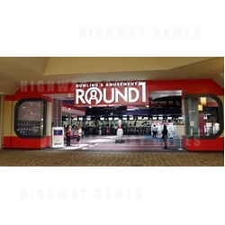 Japan's Round 1 opens flagship centre in US