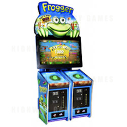 Frogger Redemption Game now available from ICE