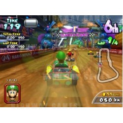 Mario Kart 3 Arcade Machine