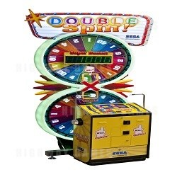 SEGA's Double Spin Cabinet