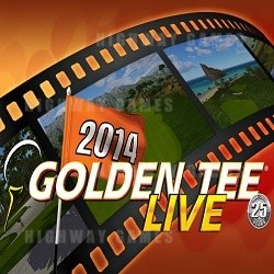 Incredible Technologies Now Booking Pre-Orders for <i>Golden Tee LIVE</i> 2014