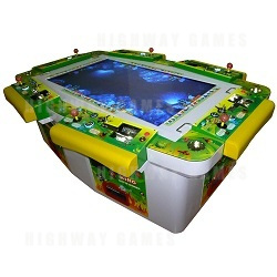 Ocean King Arcade Machine