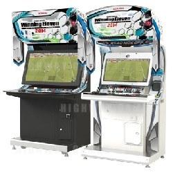 Winning Eleven Arcade Championship 2014 Cabinets