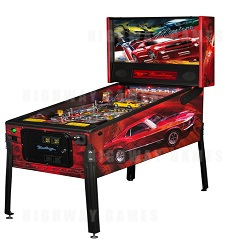 Mustang Pro Pinball