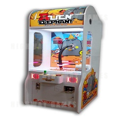 Alien Elephant Redemption Arcade Machine