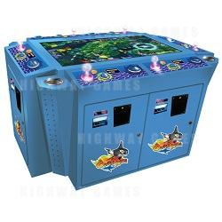 "Ocean King Baby 32"" Cabinet"