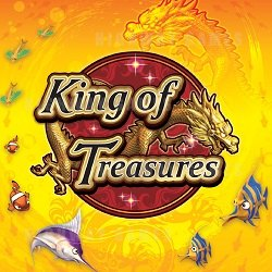 King of Treasures the Second English Version Release from Ocean King Series Coming Soon!