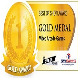 Best of Show Arcade Machines Award (BOSA) for 2014 Annouced