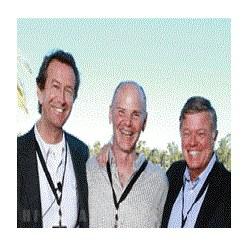 Rick Iceberg , Ben Jones , and George Smith.