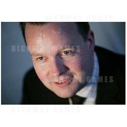 Harmen Brenninkmeijer, Senior Vice President, Asia and Strategic Markets, Inspired Gaming Group