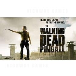 Stern Announce Walking Dead Pinball Machine!