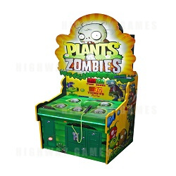 Plants vs. Zombies - Mallet Whacker Cabinet