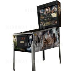 Jersey Jack Unveiled The Hobbit Pinball Machine