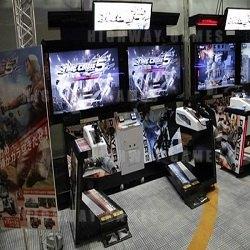 Bandai Namco Announces Time Crisis 5 Arcade Release in 2015