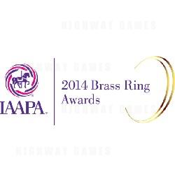 IAAPA 2014 Brass Ring Awards
