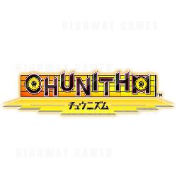 Chunithm Logo by Sega