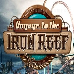 Voyage to the Iron Reef by Triotech debuting at Knott's Berry Farm