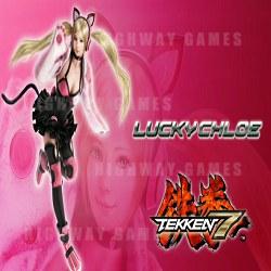 Tekken 7 Chracter Lucky Chloe