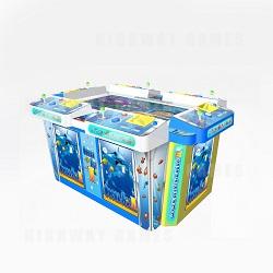 Ocean Star 3 Arcade Game Machine