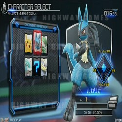 Pokken Tournament Niconico Livestream Fighter and Cabinet Updates