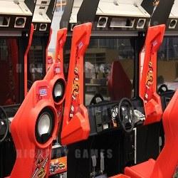 Sega Showdown Twin Arcade Machine Now Available
