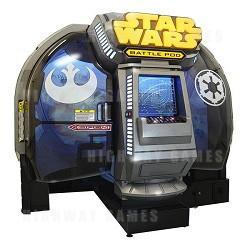 Star Wars Battle Pod Arcade Machine by Bandai Namco Games