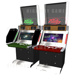 School of Ragnarok Arcade Machine by Square Enix