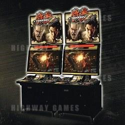 Tekken 7 Arcade Machine by Bandai Namco Games