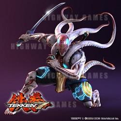 Yoshimitsu New Tekken 7 Character Design Revealed