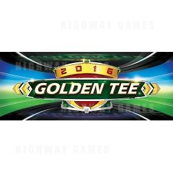Golden Tee 2016 Shipping on September 28