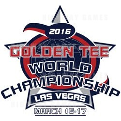 Golden Tee World Championship 2016 at Amusement Expo