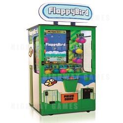 Bay Tek Launch Flappy Bird Merchandiser Arcade Machine