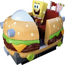 Northern Leisure Kiddy Rides Working With Nickelodeon