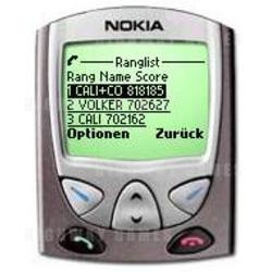 ChampionsNet Data on Mobile Phones