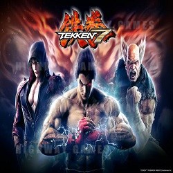 Tekken 7 World Arcade Championship EU Qualifiers at Paris Games Week