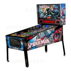 Stern Releasing Ultimate Spider-Man Vault Edition Pinball Machine