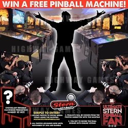 Stern Pinball Celebrate 30th Anniversary With Ultimate Fan Contest