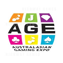 Highway Entertainment Presenting Arcooda Video Pinball Machine at AGE Sydney