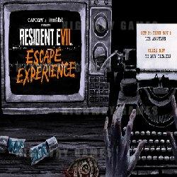 Capcom & iam8bit Open Resident Evil Escape Room Experience for Halloween