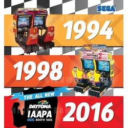Sega to unveil Daytona 3 at IAAPA